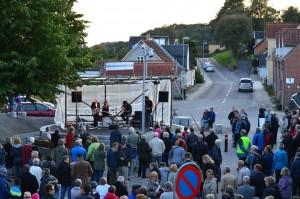 Souvenirs koncert Aarup sports- & Kulturdage 2014. Foto: MJ