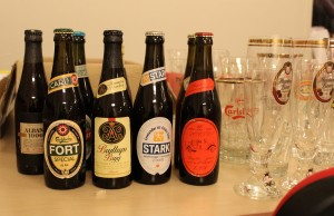 På SBS landstævnet kunne man finde alt fra sjældne flasker til uundværlige ølglas.