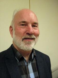 Lars Kr. Pedersen, der er i bestyrelsen. (foto H.W.)
