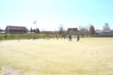 Aarup Tennisklubs dejlige anlæg
