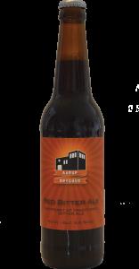 Red Bitter Ale er en af nyhederne her i foråret