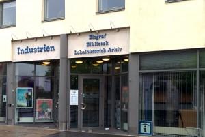 HØJTLÆSNING FOR VOKSNE @ Aarup Bibliotek
