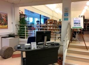 Højtlæsning i Aarup @ Aarup Bibliotek