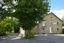 Kerte Forsamlingshus er samlingstedet i Kerte og ligger hus til mange arrangementer. Foto:MJ