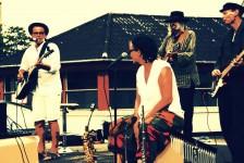 Kjertsner band fra en tidligere optræden på Aarup Bymarked.