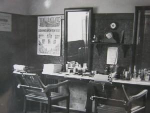 Ørsbjerg barber indenfor