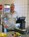 Kim Andersen er ny forpagter af Cafe Aftersport. Foto: HW