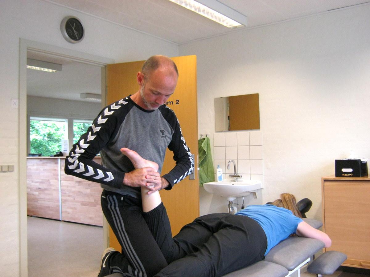 Aarup Fysioterapi og Træningscenter maj 2020