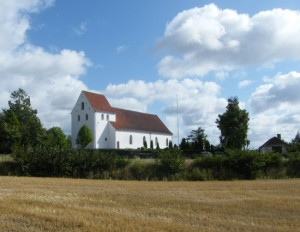 Gudstjeneste med velkomst til James Howard Young og  Kirsten Svane Christensen @ Orte Kirke | Aarup | Danmark