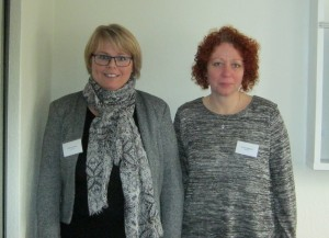 Gymnastik - Helle Hansen og Karina Majgaard