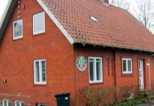 Kerte Gymnastikforenings klubhus