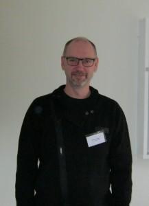 Løbeklubbens formand Brian Karsbæk