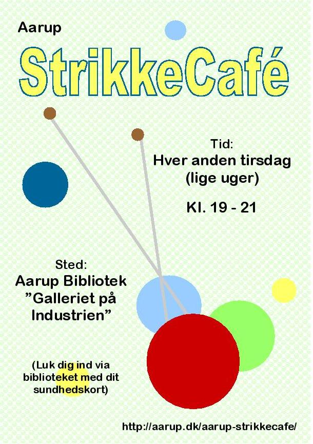 Strikkecafé 2016