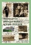 """Forside på """"Historier om en sønderjysk familie og krigen 1914-1918"""""""