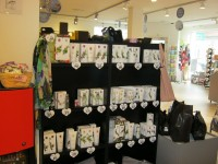 Bøger og Papir, Aarup fører blandt andet også Raunsborg-cremer. Foto:HW