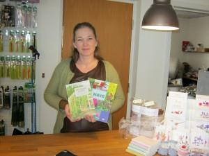 Marie Louise Weber fra iSologRegn. Foto:hw.