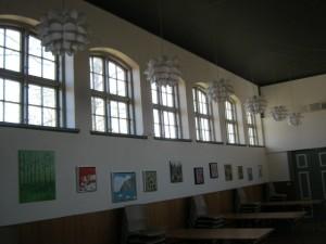 Skydebjerg gamle skole er blevet renoveret. Foto: hw