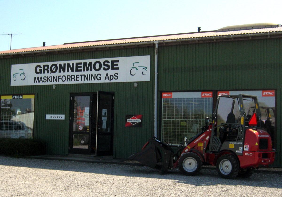 Ny virksomhed til Industrivej, Grønnemose: Kongsbjerg Teknik