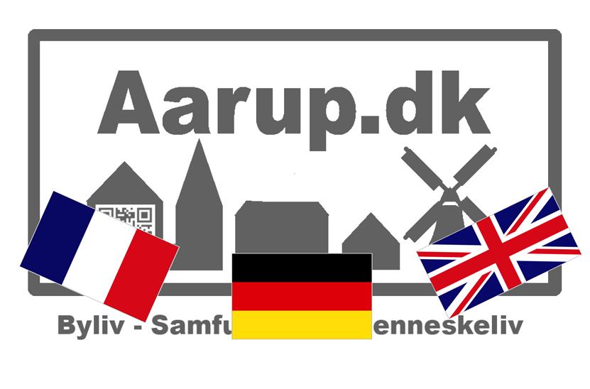 Das Internetmedium Aarup.dk heisst herzlich willkommen.