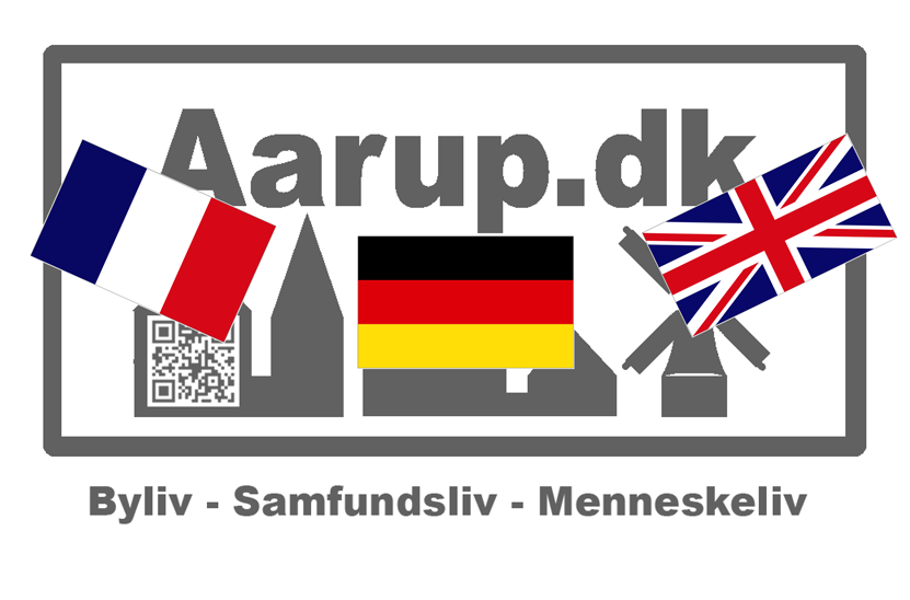 Welcome to the international part of Aarup.dk