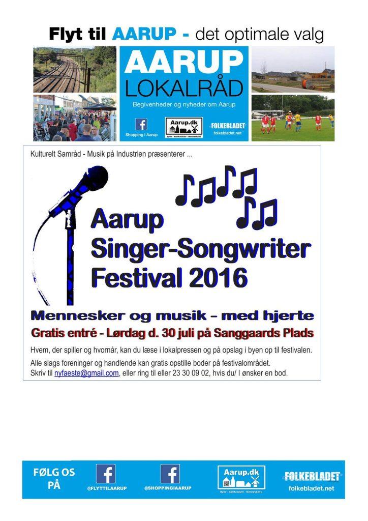 Aarup lokalraad pressemeddelelse 4. juli