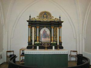 Gudstjeneste med velkomst til James Howard Young og  Kirsten Svane Christensen @ Kerte Kirke | Aarup | Danmark