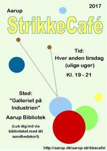Strikkecaféen @ Galleriet, Aarup Bibliotek | Aarup | Danmark