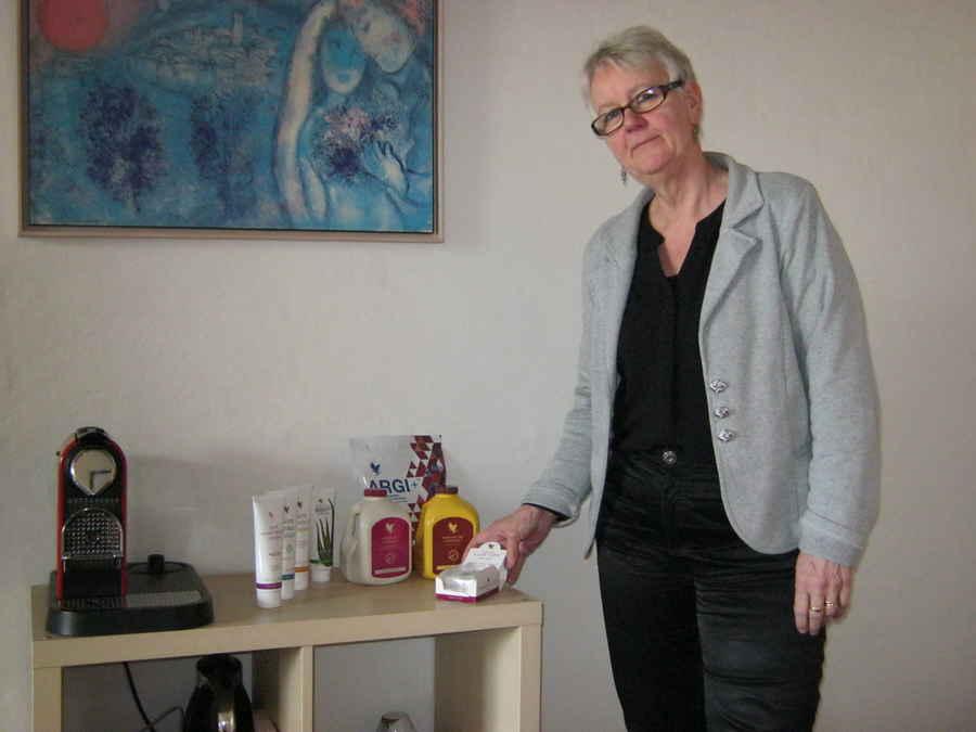 Aloe vera-produkter i Aarup/Frøbjerg