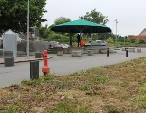 Når kulturer mødes under paraplyen @ Sanggaards Plads