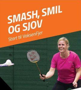 Badminton for alle - opstart @ Aarup Fritidscenter - Hal 3 | Aarup | Danmark