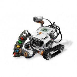 Lego Mindstorm i Aarup – sjov lørdag @ Aarup Bibliotek