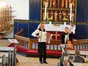 Fastelavnsgudstjeneste i Skydebjerg Kirke @ Skydebjerg Kirke