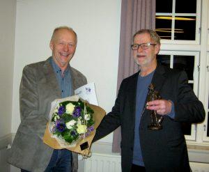 Vagn Madsen modtager årets Willemoes-pris