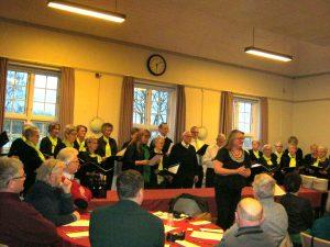 Syng-sammen-aften med Frøbjergkoret @ Frøbjerg samlings- og kulturhus | Aarup | Danmark