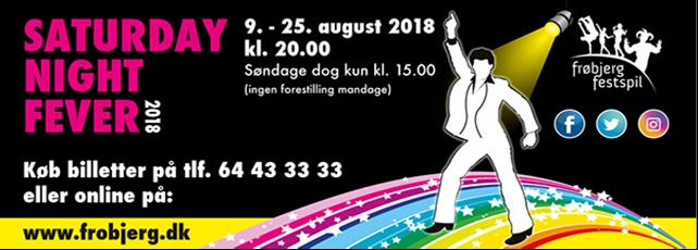 Frøbjerg Festspil søger frivillige til Saturday Night Fever