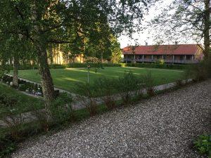 Friluftsgudtjeneste med grill @ Aarup Kirke - på plænen | Aarup | Danmark