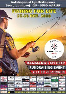 AALSBOGAARD - FISHING FOR LIFE @ Aalsbogaard lystfiskersøer
