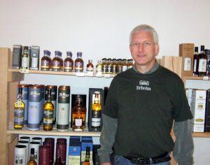 Whiskysmagning @ LG Whisky