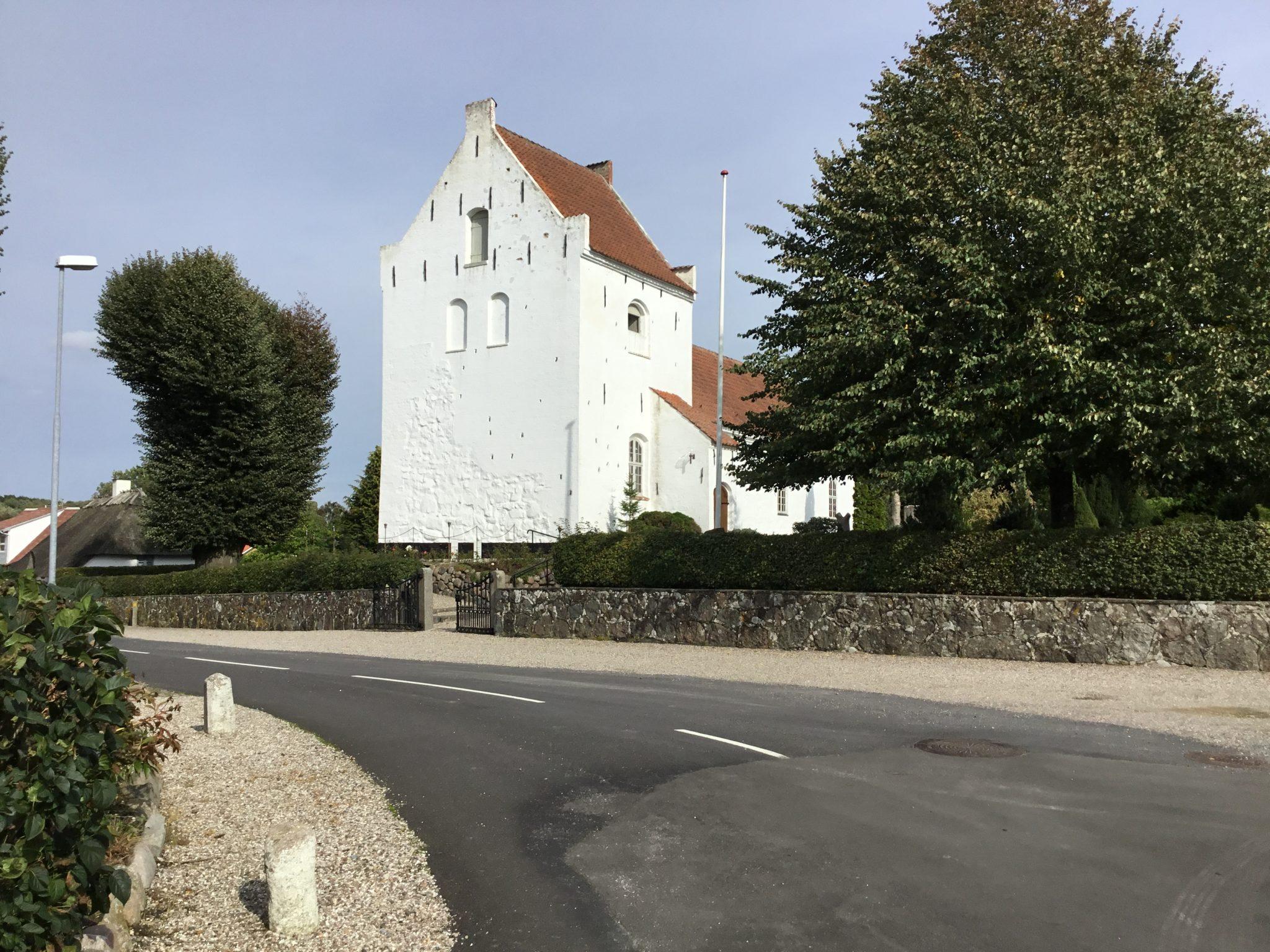 Kirker og sogne i 5560 Aarup – efterår 2020