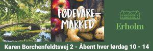 Slå katten af tønden på Erholm @ Erholm fødevaremarked
