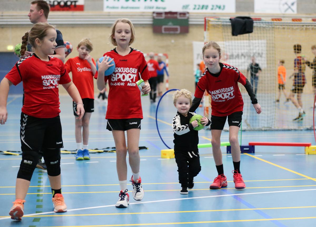 Håndboldens Dag var en succes i Aarup BK!