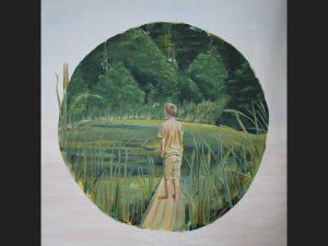 Akrylbillede , Christine Beelaerts