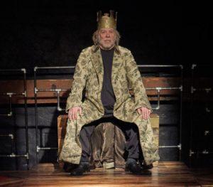 Teater: King Lear @ Industrien Aarup