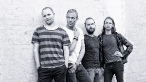 Koncert: A Rush of Coldplay @ Industrien Aarup