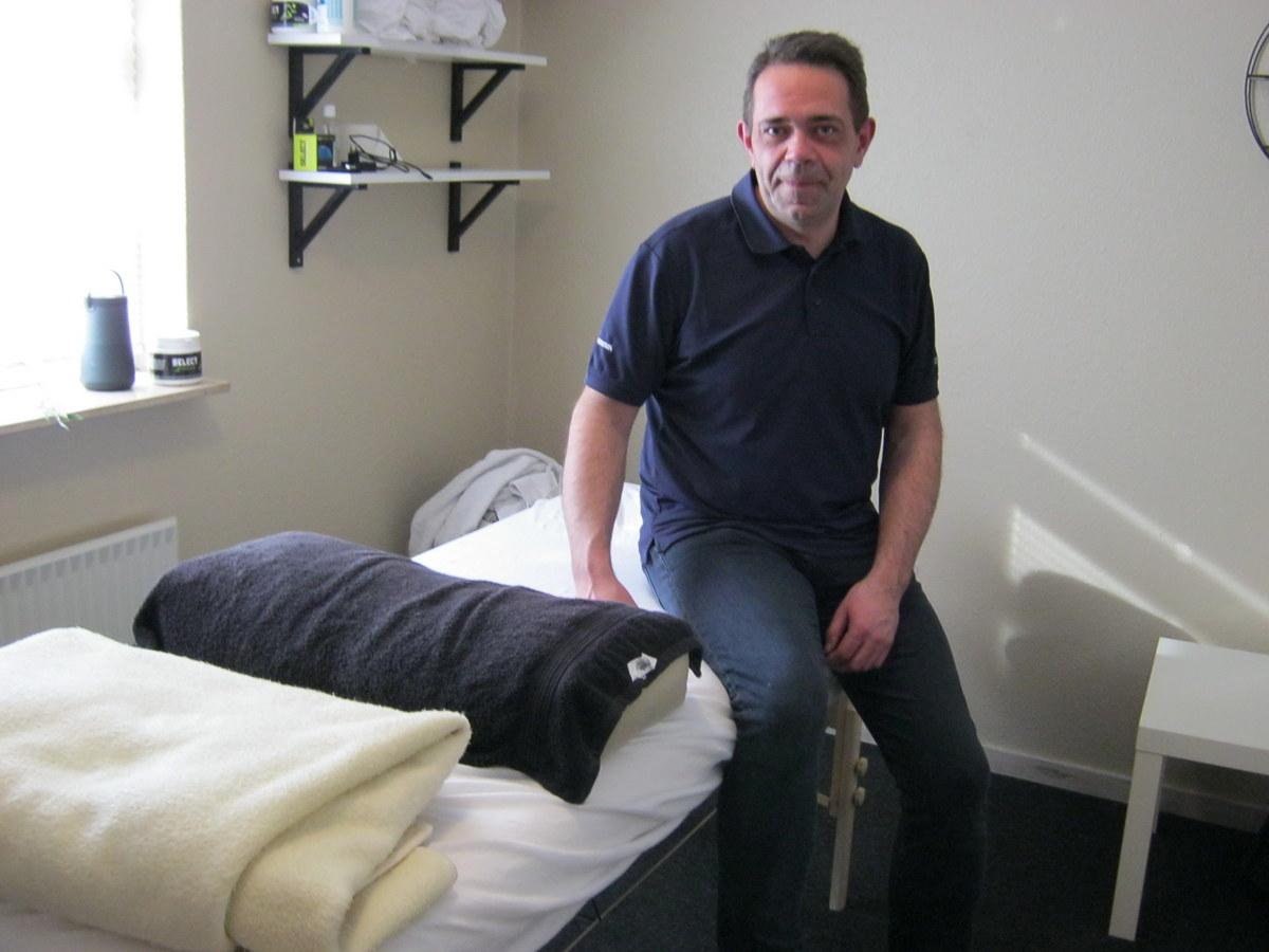 Massagezone.dk i Aarup