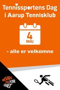 Tennissportens dag @ Aarup Tennisklub