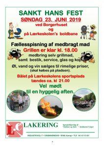 Skt Hans Fest i Rørup @ Lærkeskolens sportsplads | Aarup | Danmark