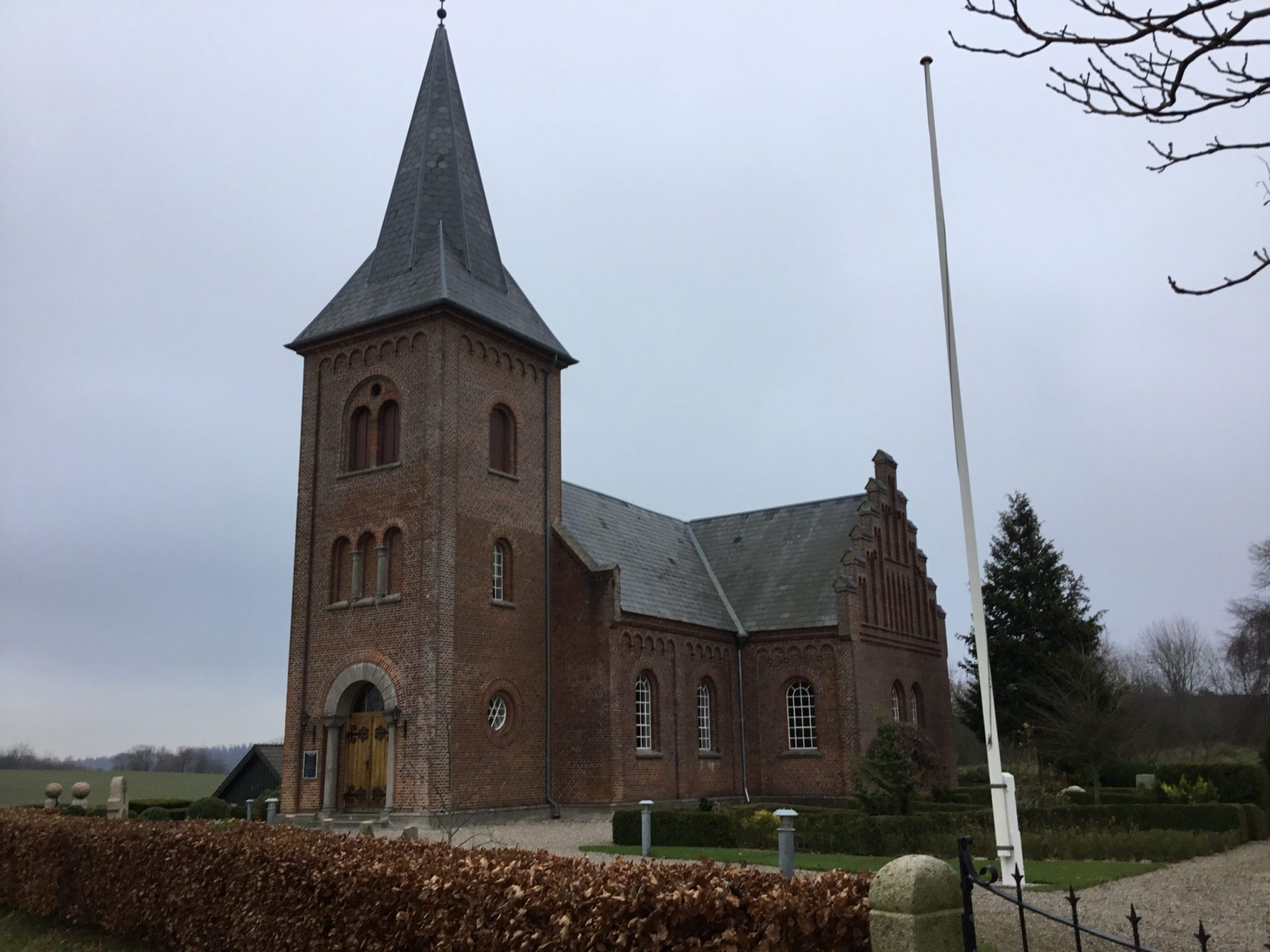 De nye menighedsråd i 5560 Aarup