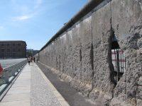 Berlin muren ved ZimmerStrasse