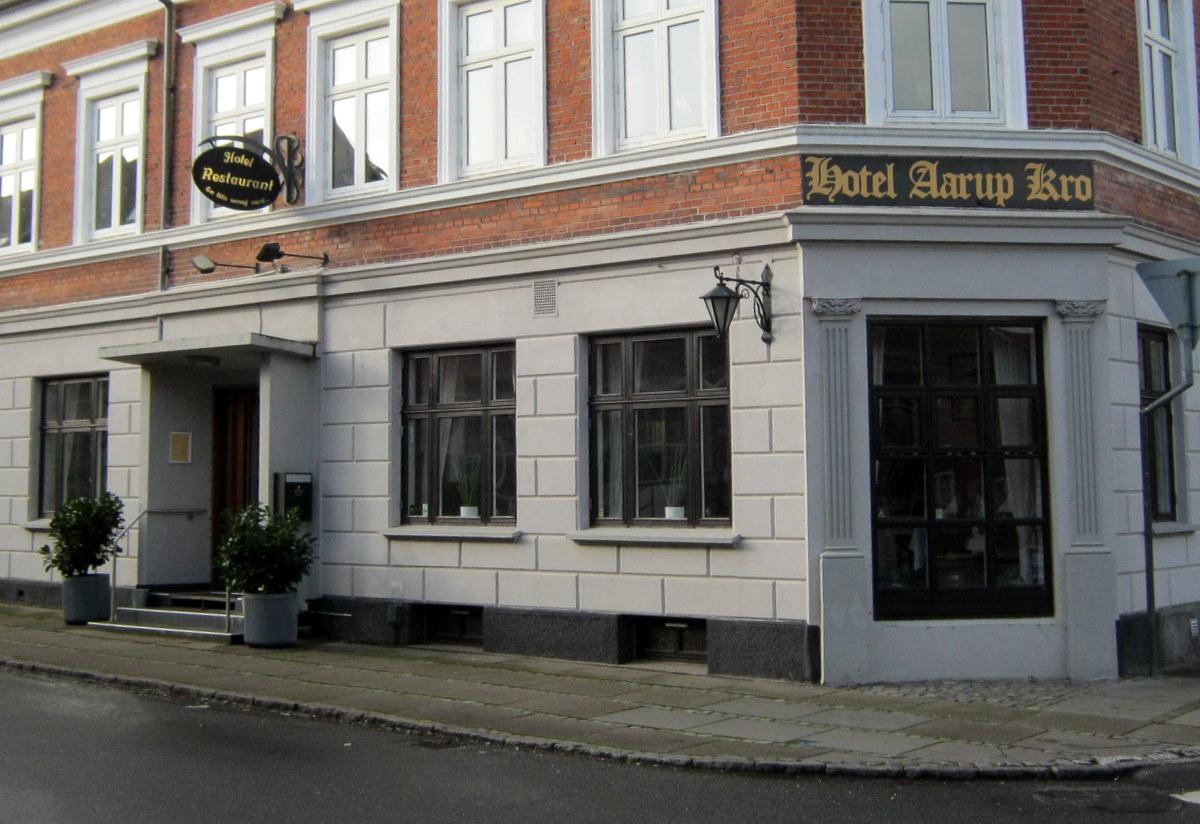 Hotel Aarup Kro klarer sig